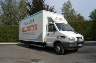 Traslochi con camion del Zotto Traslochi di Udine