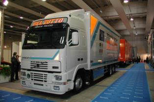 Trasporti con i camion Del Zotto Traslochi di Udine